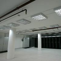 Система пожаротушения в серверном зале