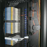 Главный коммутационный шкаф